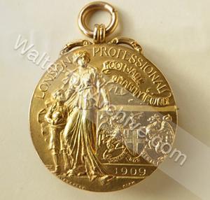 Charity Winner's Medal
