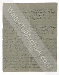 Letter of condolence (2)